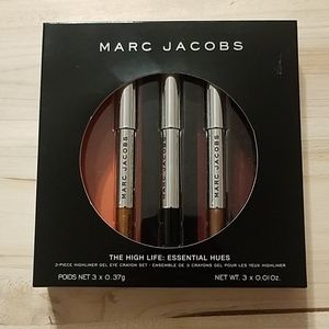 Marc Jacobs the high life essential hues eye set